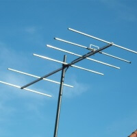 Antenne Yagi Home made