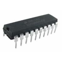 ADC0804 convertisseur analogique/digitale