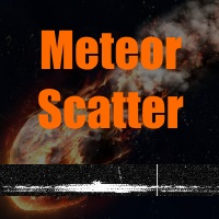 Meteor scatter Graves radar